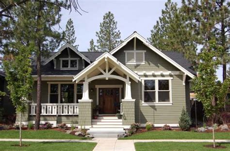 Craftsman Style House Plan   3 Beds 2 Baths 1749 Sq/Ft Plan #434 17