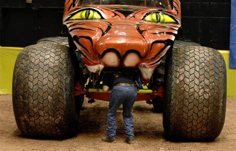 monster truck jam baltimore retrospective sun photography marches through time