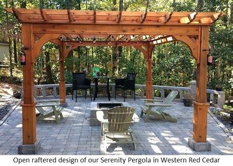 backyard pergolas pictures backyard pergola pictures open pergola of western red cedar in outdoor pergola