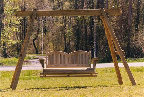 frame plan  porch swings swing stand