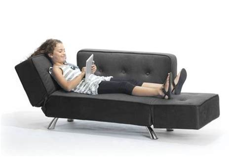 Junior Futon Sofa Bed by Your Zone Junior Lounger Futon Sleeper Sofa Lounge Chair Convertible New Ebay