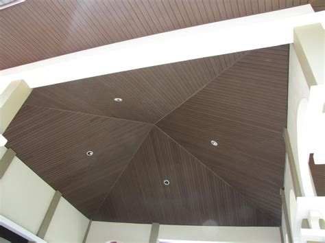 Composite Wood Ceiling by Prima Laguna Sdn Bhd Composite Wood Deck Timber Decking