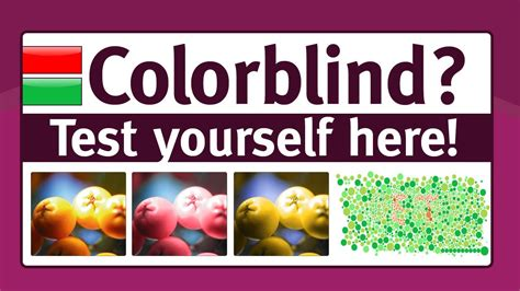 am i color blind color test am i colorblind