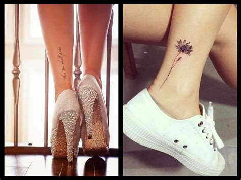 tatuaggi incredibili scarpe disegnate sui piedi foto tante idee per un tatuaggio sulla caviglia tatuaggi