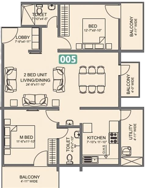 laurel floor plan vmaks laurel in attibele bangalore price location map floor plan reviews proptiger