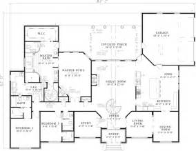Brick Home Floor Plans by Leroux Brick Ranch Home Plan 055s 0046 House Plans And More