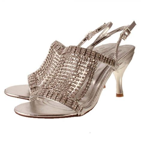 Silver Evening Shoes by 1000 Ideas About Silver Evening Shoes On Prom