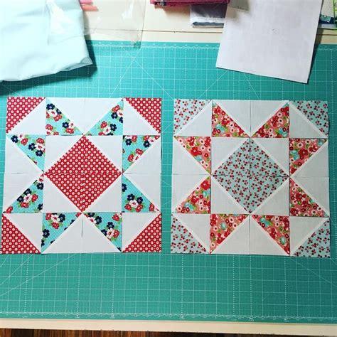 Triangle Blocks 25 unique half square triangles ideas on half