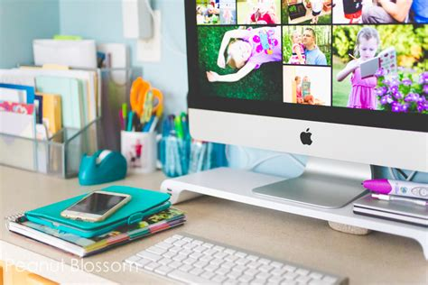 Back To School Desk Organization 4 Back To School Organization Tips For