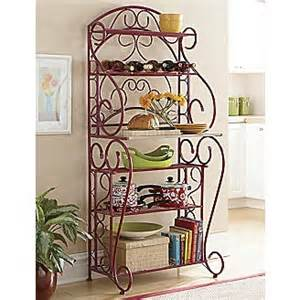 Pottery Barn Bakers Rack Bakers Rack From Seventh Avenue 174 For The Home