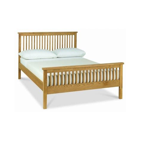 High Clearance Bed Frame Casa Miami King Size High Foot End Bed Frame Leekes