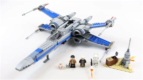 Lego Wars 75149 Resistance X Wing Fighter No Minifigures Box lego wars resistance x wing fighter 75149