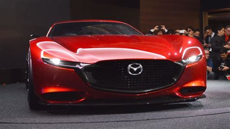 uing mazda cars mazda rx vision concept with rotary engine unveiled in tokyo