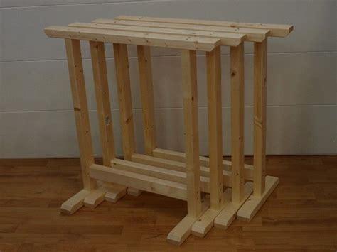 cavalletti in legno per tavoli market legno cavalletto 75x75 in legno di abete