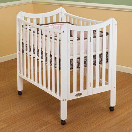 orbelle tian three level portable crib white walmart