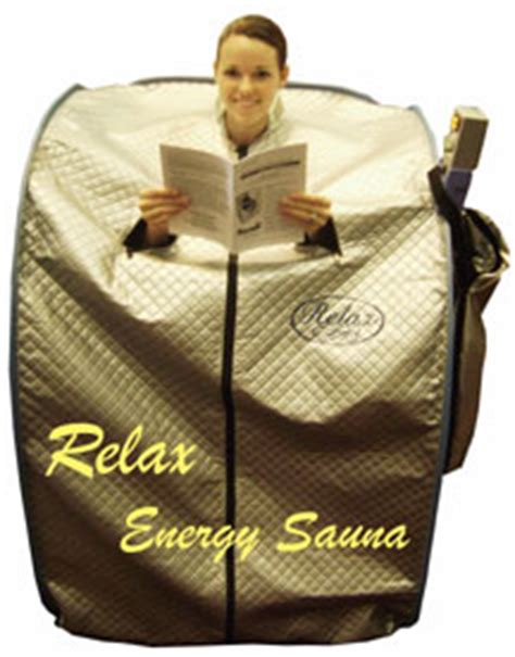 Sweat Radiation Detox by The Relax Infralite Sauna And Clay Treatments