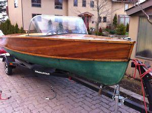kijiji ottawa gatineau fishing boat cedar strip lake nipissing model 18 ottawa ottawa