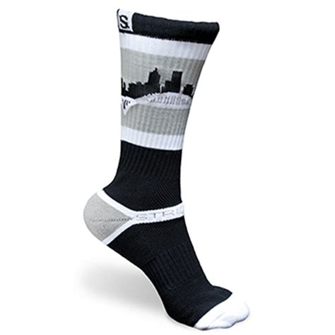 socks portland strideline portland crew socks evo