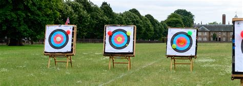 backyard archery target club rules london archers