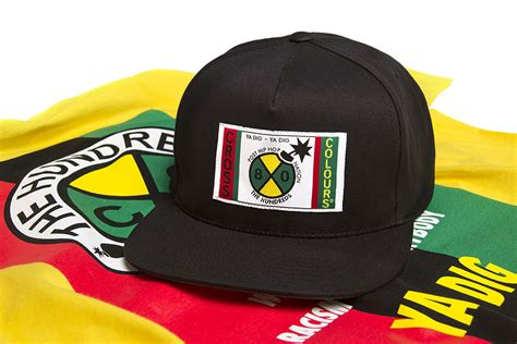 cross colors hat the hundreds x cross colours available now the hundreds