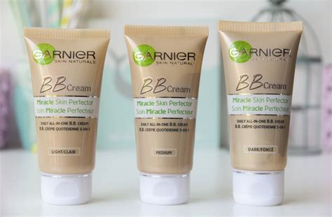 product review garnier miracle skin perfector bb