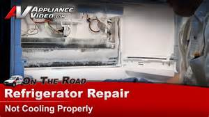 Kitchenaid Fridge Not Cold Refrigerator Repair Not Cooling Whirlpool Maytag