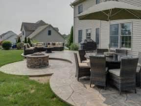Backyard Stamped Concrete Patio Ideas 25 Best Ideas About Stamped Concrete Patios On Pinterest