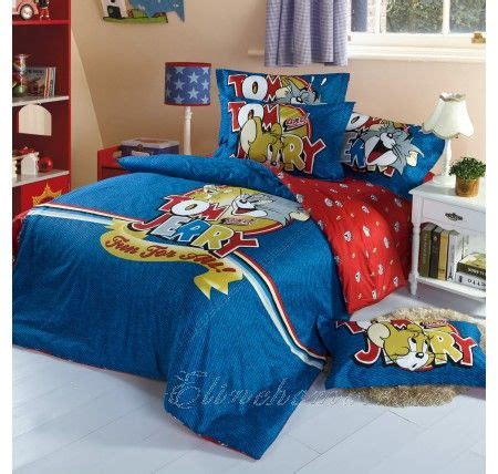 Tom And Jerry Bedding Set Tom And Jerry Bedding A Collection Of Home Decor Ideas To Try Size Bedding Duvet Covers