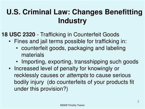 18 usc section 1343 combating counterfeits legal enforcement tools