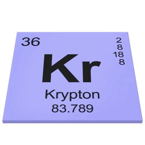 Krypton L by Krypton Period Related Keywords Krypton Period