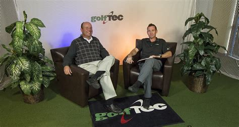 5 for 5 with GolfTEC's first-ever Coach, Ty Walker ... Golftec