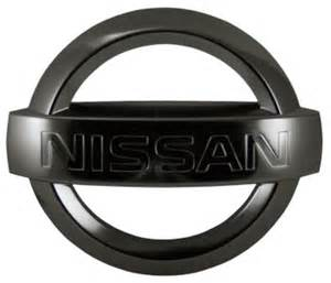 Nissan Badge Replacement Anybody Replace The Front Nissan Emblem Nissan 370z Forum