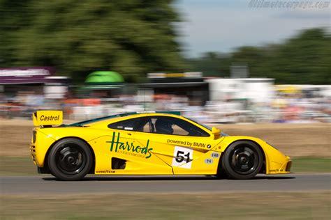 Mclaren F1 2009 by Mclaren F1 Gtr S N 06r 2009 Goodwood Festival Of Speed