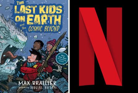 The Last Book 4 the last on earth animated series based on books