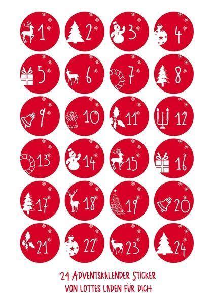 adventskalender druckvorlage 65 besten adventskalender zahlen diy bilder auf