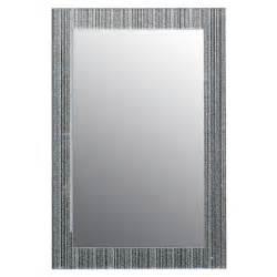 B amp m glitter frame mirror 295573 b amp m