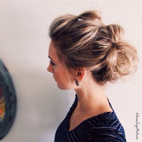 bubbles hair style pics how to bubble hairstyle anniesforgetmeknots pinterest