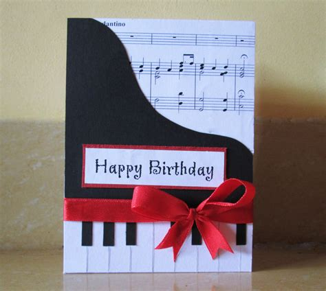 themed birthday cards piano happy birthday card music themed by dreamsbytheriver