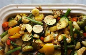 vegetables for thanksgiving meal pickycook com herb amp spice roasted vegetables with red