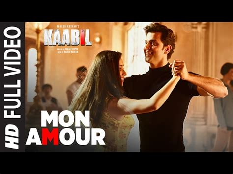 hum apke h kon song mon amour song kaabil hd torrent