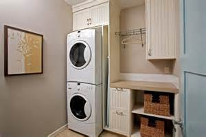 Kitchen Design Gallery Ideas how to optimize stacked washers and dryers for a perfect combo