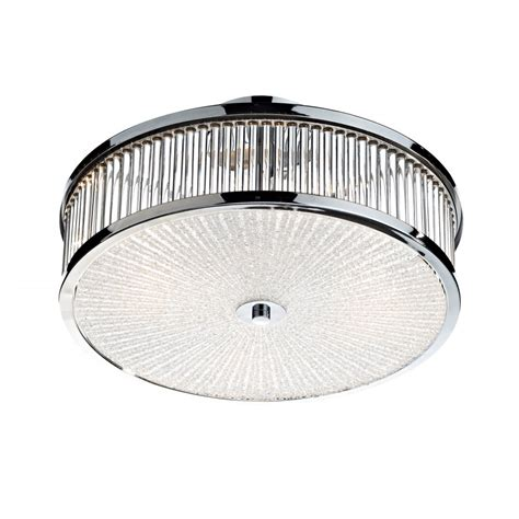 Modern Ceiling Light Fittings Modern Flush Ceiling Light Ara5250 Aramis Flush Ceiling Light