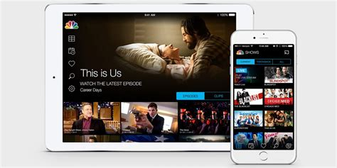 nbc tv app for android nbc apps now support single sign on on iphone as well as apple tv iphone mac android