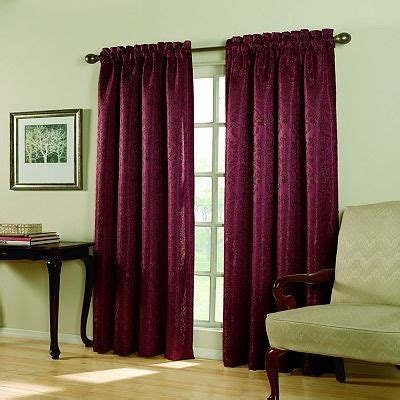 home classics blackout curtain panel home classics madrid floral blackout window panel home