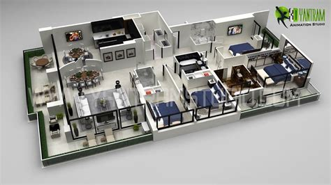 floor plan rendering software 3dlinks 3d art gallery