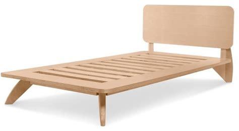 modern kids beds truemodern 11 ply twin bed modern kids beds
