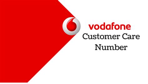 vodafone bank account number vodafone toll free customer care number 1800 email for