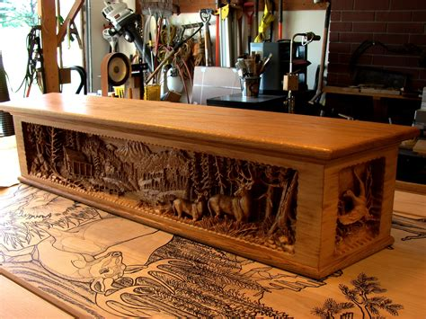 pin  kent erickson  art carved  wood wood