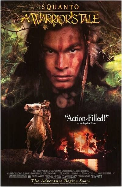 a s tale squanto a warrior s tale review 1994 roger ebert