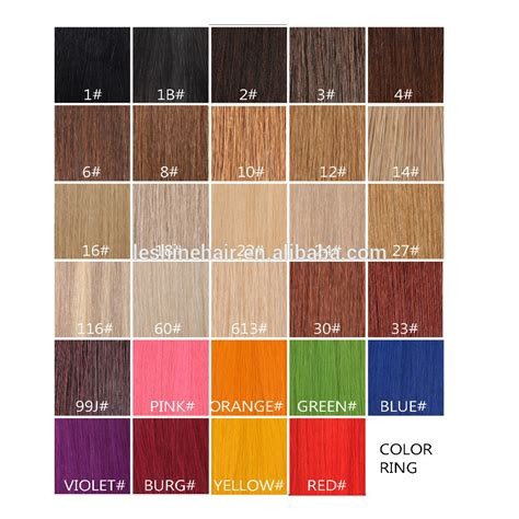 color themes sle hair color chart sle 2015 new arrival hot sale popular